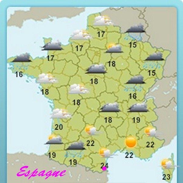 M t o du jour au barcar s 66 france - Port barcares meteo 7 jours ...