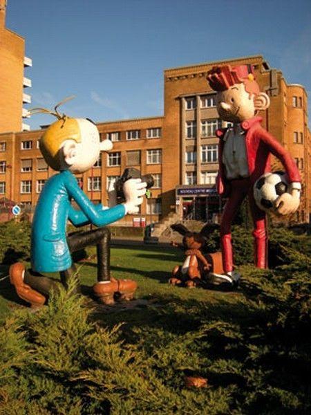 Belgique : Charleroi Fe4fc0dc